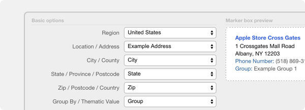BatchGeo: Create maps from your data